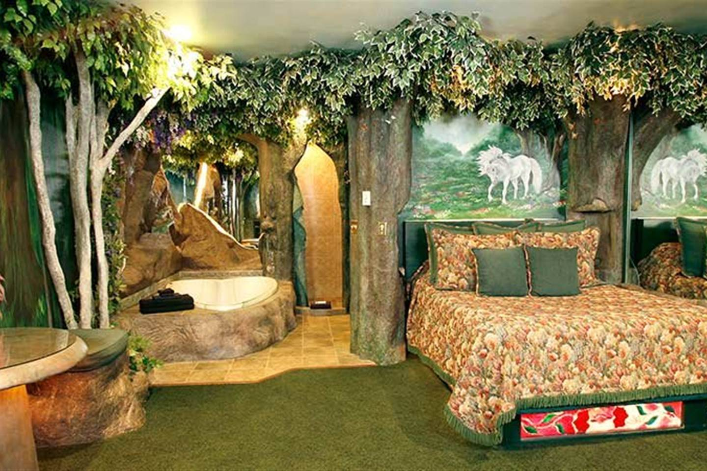Room Discover The Magic In This Delightful Enchanted Forest