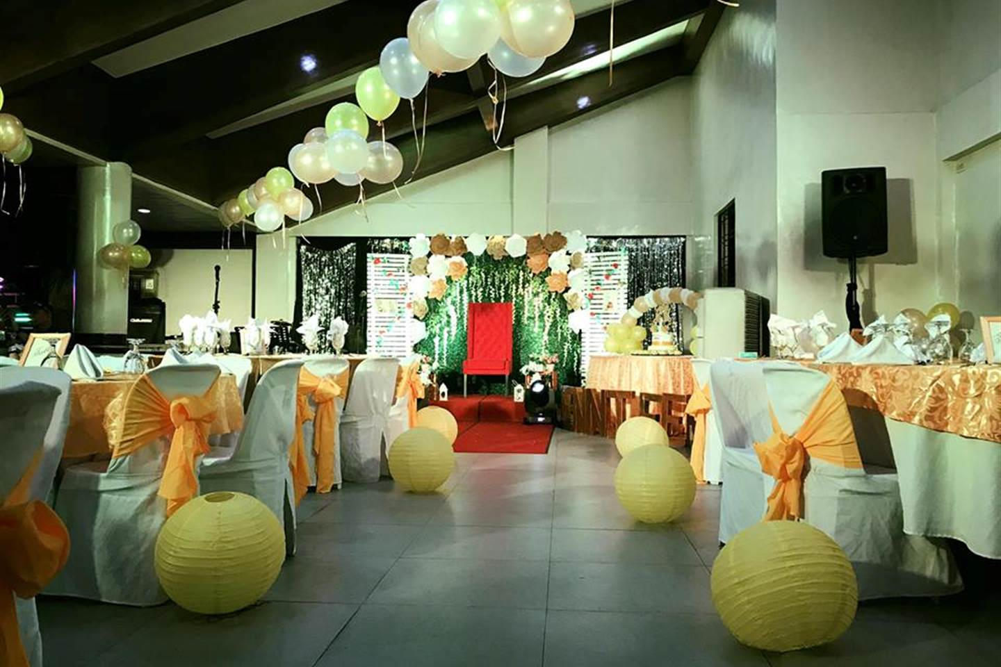 Function Hall Upper/Lower Banquet