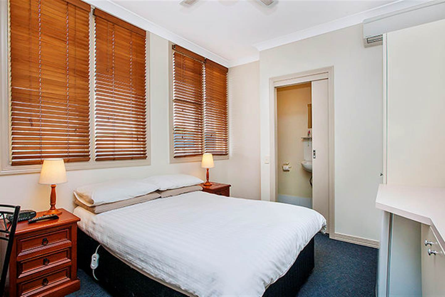 Double Rooms  Spacious