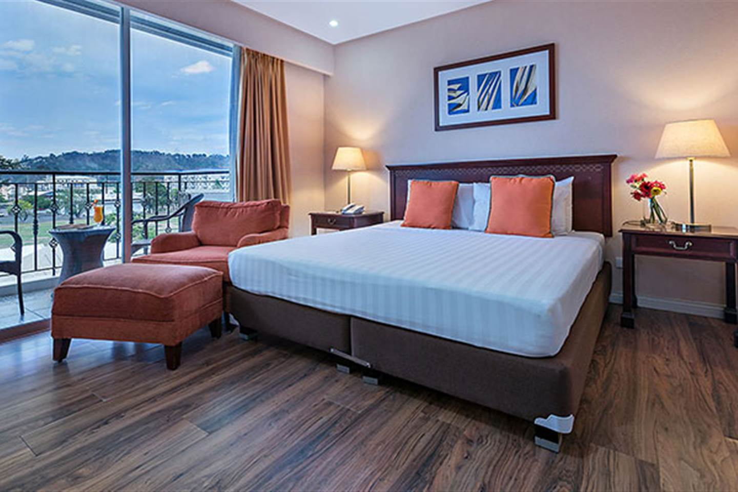 Super Deluxe Room w/ Veranda 1
