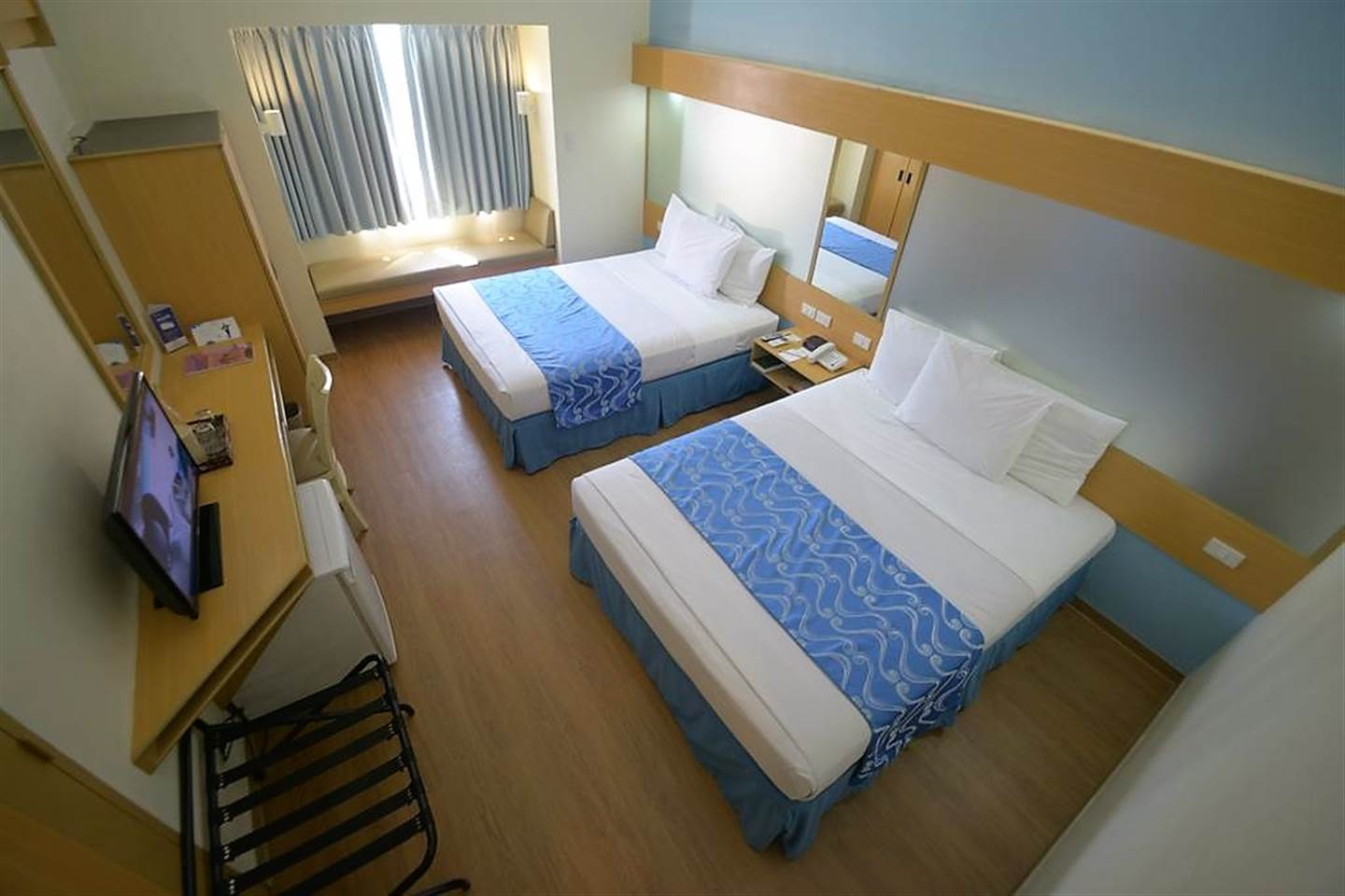 2 Queen Beds Room - Davao