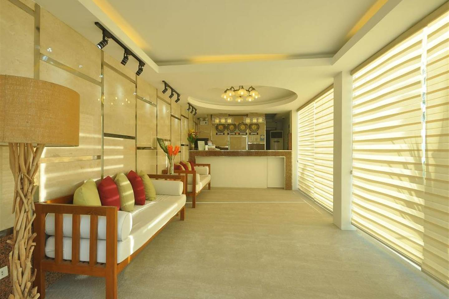 Glamorous Pool Access Suite Room with Veranda 1