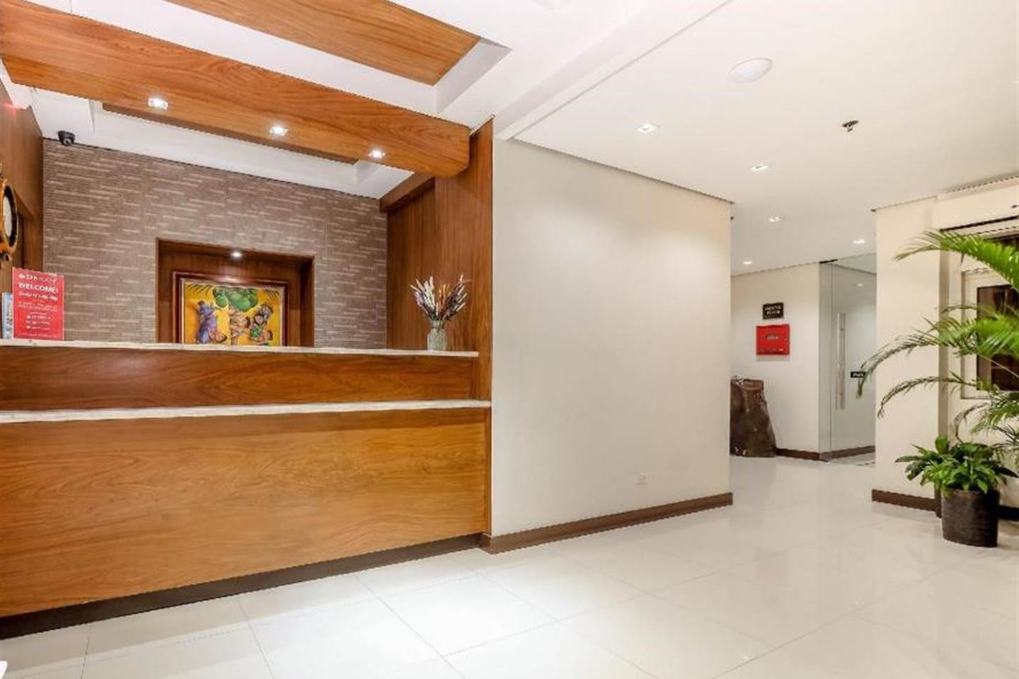 Family Room for 4 West Makati