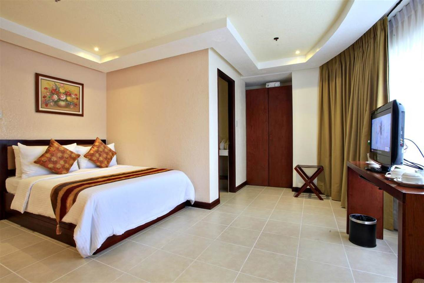 Incredible Deluxe Double Room 1